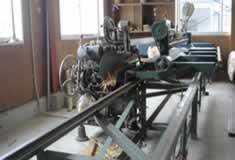 手動操作平縫機